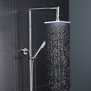 Rigid Riser Shower Kits