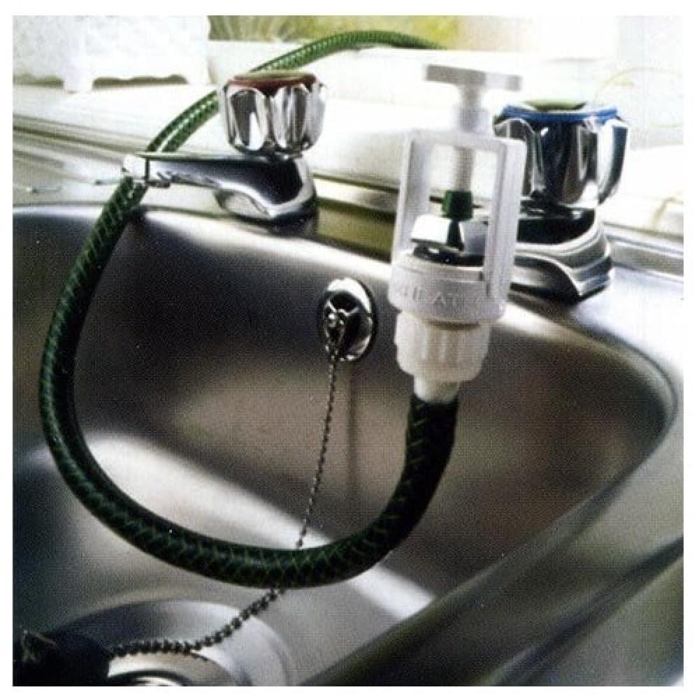 Foxheath Garden Hose Tap Connector, Bathroom Tap Hose Connector