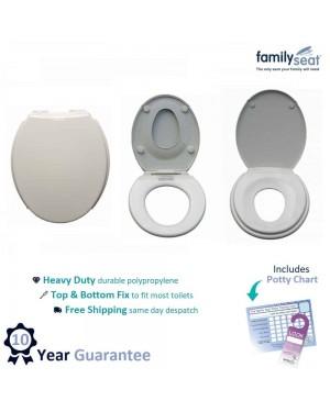 Georgia Family Toilet Seat