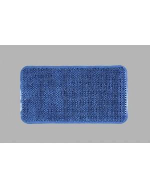 Coral Blue Comfort Bath Mat