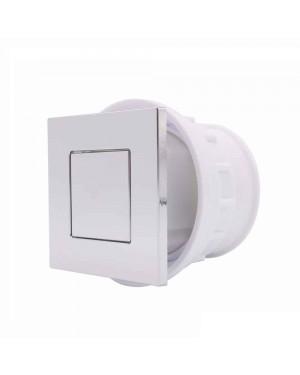 Thomas Dudley Piazza Single Flush Button