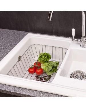 Reginox CWB15 Wire Basket For RL301CW & RL401CB 1.5 Bowl White Ceramic Sinks