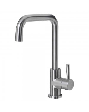 Reginox - Ascari Temperature Change LED Chrome Kitchen Sink Mixer Tap Single Lever