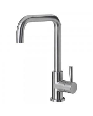 Reginox - Ascari Temperature Change LED Chrome Kitchen Sink Mixer Tap Single Lever
