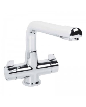 Michigan Kitchen Mixer Tap with Swivel Spout
