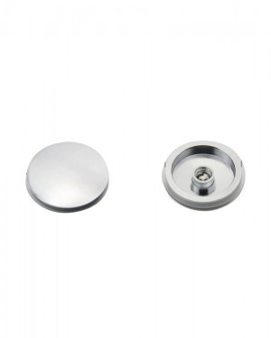 Basin Sink Pop Up Replacement Clicker Basin Sink Waste Cap Top Chrome