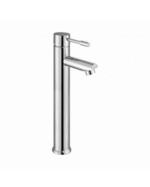 High Rise Tall Bathroom Mono Basin/Sink Mixer Tap Chrome
