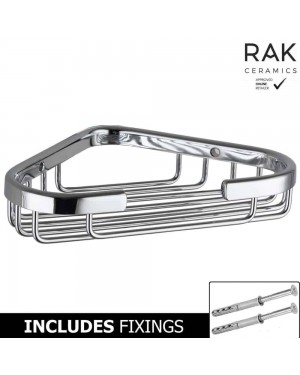 RAK Corner Caddy Basket