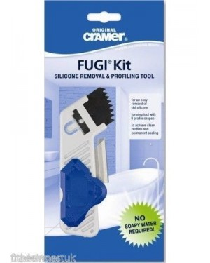 Original Cramer FUGI 1 Profiling Tool Kit Grout Silicone Removal