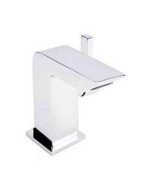 Modern Square Side Lever Mini Mono Basin Mixer Tap