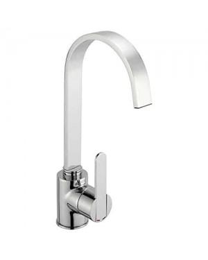 Amur PEGLER Modern Kitchen Sink Mixer Tap Chrome TradeInPost