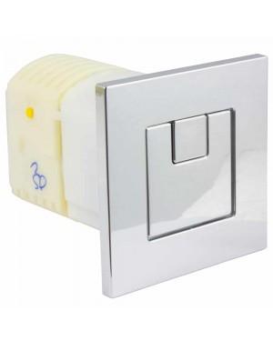 Dudley Piazza Dual Flush Button