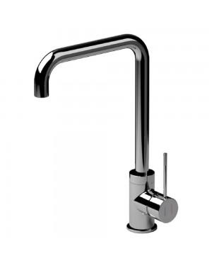 Reginox - Angel Chrome Mono Kitchen Sink Mixer Tap Single Lever