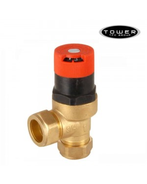 22mm Automatic Bypass Valve
