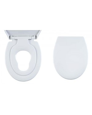 The Home Store Family Adult/Child Adjustable Toilet Seat