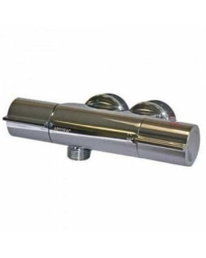 Caravan Thermostatic Shower Mixer Valve 45mm Centres