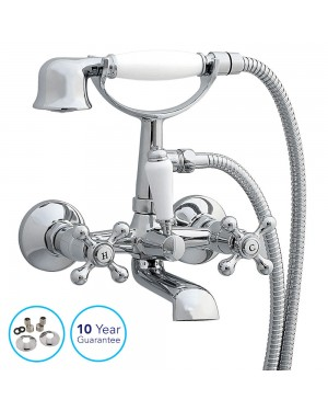 Sterling Wall Mounted Bath Shower Mixer Tap
