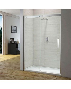 Merlyn Ionic Gravity Sliding Shower Door - 1400mm