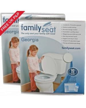 Parent & Child Family Toilet Soft Close Seat George