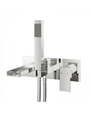 Dunk Wall Mounted Bath Shower Mixer Tap