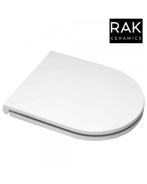 RAK Resort Mini Slimline Sandwich Toilet Seat