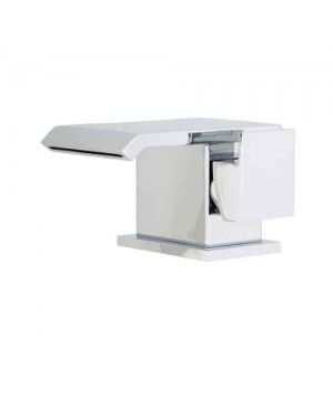 Luxury Modern Fazenda Cloakroom Bathroom Mono Basin Sink Mixer Tap