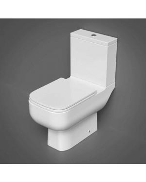 RAK Series 600 Short Projection Toilet & Soft Close Seat WC Bathroom