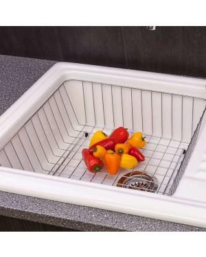 Reginox CWB10 Wire Basket For RL304CW & RL404CB 1.0 Bowl White Ceramic Sinks