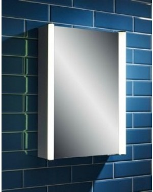 Premier Luxury Bathroom Mirror Cabinet with LED Light IONA500