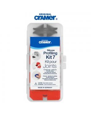 Cramer 7-FUGI Kit   Grouting & Silicone Profiling Tool Kit