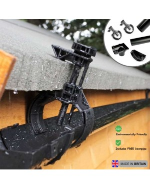 Eco Rainsaver 6ft Gutter System Kit Easyfit