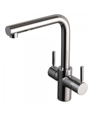 Reginox - R3N1 Chrome Instant Boiling Hot Water Kitchen Sink Mixer Tap