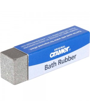 The Original Cramer Bathroom Bath Rubber For Enamel, Ceramic & Chrome B556