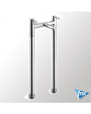Peg Lever Freestanding Bath Filler Mixer Tap Bathroom Tap