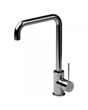 Reginox - Angel Chrome Mono Kitchen Sink Mixer Tap Single Lever