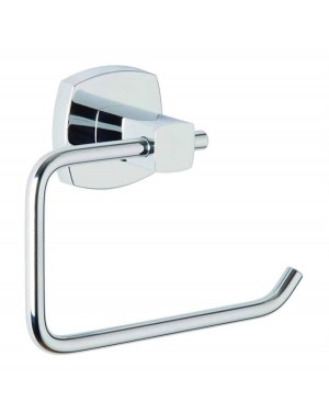 Modern Croydex Medway Flexi Fit Toilet Roll Holder Chrome