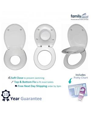 Talia Family Toilet Seat