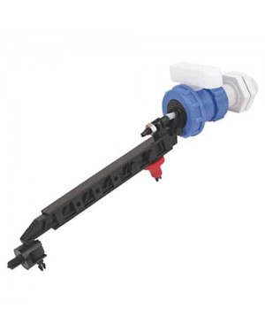 Delchem Side Entry Filling Valves Adjustable Arm (Telescopic)