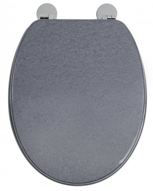 Croydex Dove Toilet Seat Granite Effect