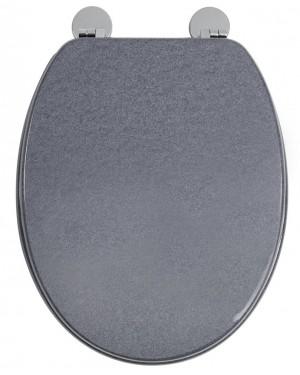 Croydex Dove Toilet Seat Granite Effect