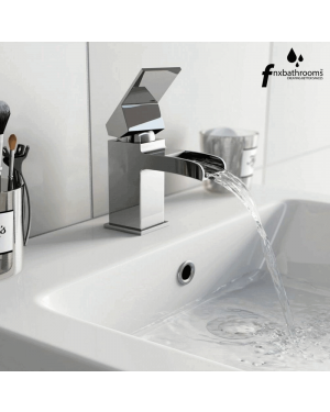 Waterfall Basin Tap - (Without Waste)