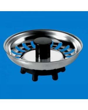 McAlpine Replacement Kitchen Sink Strainer Waste Plug BSKTOP Rubber Finger Seal