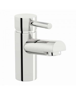 Dalton Chrome Bathroom Basin Sink Mono Mixer Tap Single Lever Luxury Modern