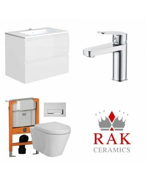 Complete RAK Bathroom Set