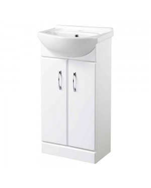 Croydex KINSFORD 450mm Bathroom Vanity Unit