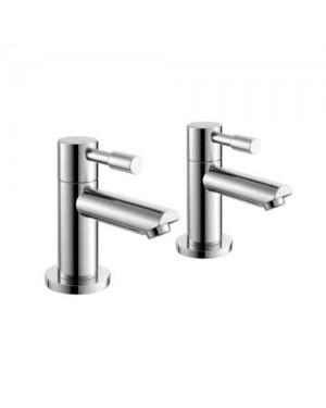 Modern Basin/Sink Single Lever Taps Chrome